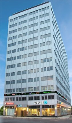 570 Broad, 15 Story Office Building for Rent in Newark, NJ