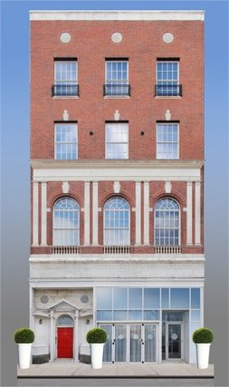 58 Park Place, Colonial-Style Office Property in Newark, NJ