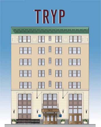TRYP By Wyndham, Newark Hospitality